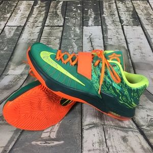 NIKE KD 7 KEVIN DURANT WEATHERMAN BASKETBALL SHOES
